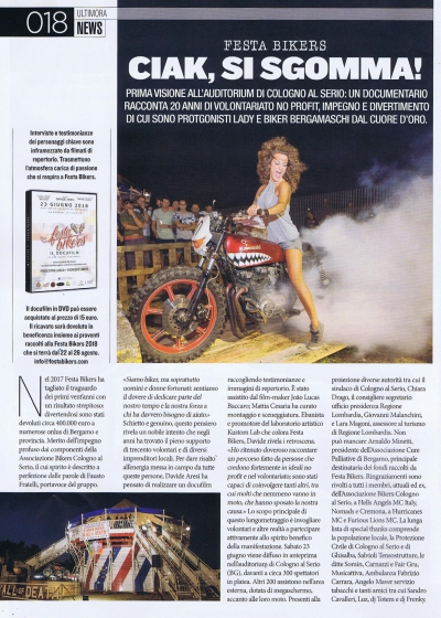 Festa Bikers, il Docufilm - Low Ride Magazine 122